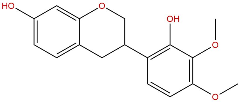 Isomucronulatol