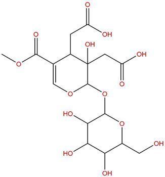 Nuezhenidic acid