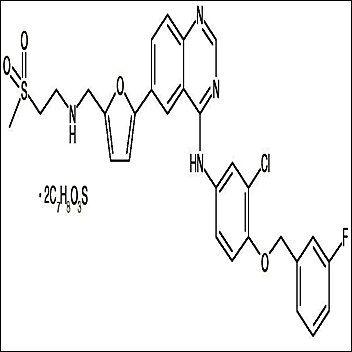 Lapatinib, Di-p-Toluenesulfonate Salt: Lapatinib Ditosylate, Tykerb, Tyverb