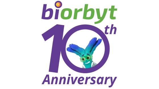 Biorbyt's 10 Year Anniversary