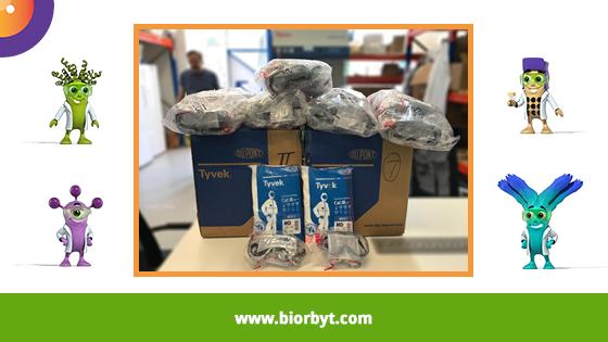 Biorbyt donates to Addenbrooke Hospital