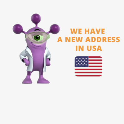 New USA address